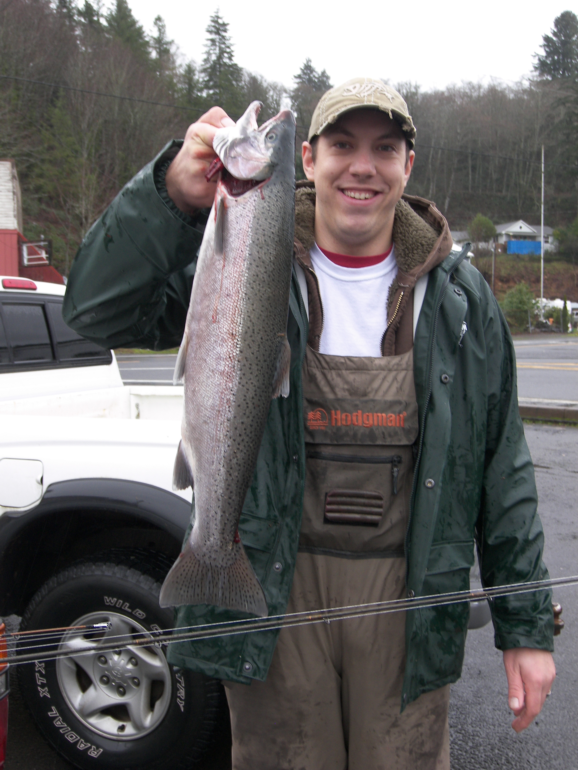 W elcome to nestucca river outfitters nro the original for Oregon fish stocking schedule